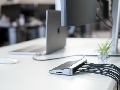 Mac Book Pro 2017 erweitern?